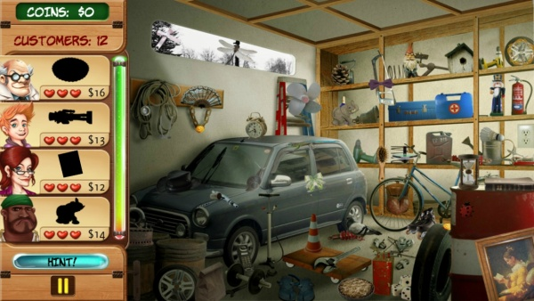 Hidden Object Games - New Free Unlimited Games