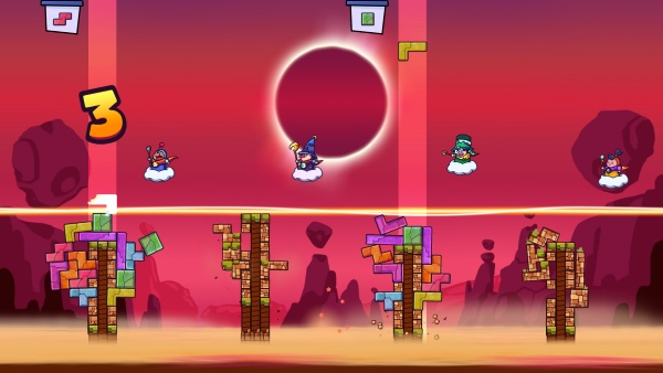 Tricky Towers - Candy Bricks