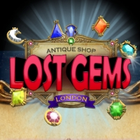 Antique Shop: Lost Gems. London
