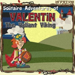 Solitaire Adventures of Valentin. The Valiant Viking