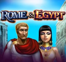 WMS Slots: Rome and Egypt