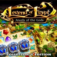 The Legend of Egypt. Jewels of the Gods. Collector's Edition