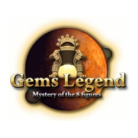 Gems Legend: Mystery of the 8 Figures