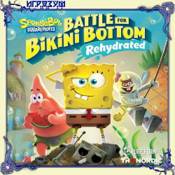 Spongebob SquarePants: Battle for Bikini Bottom. Rehydrated (Русская версия)