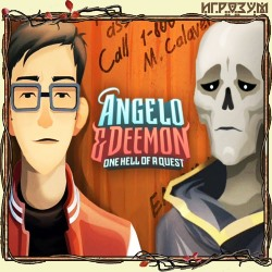 Angelo and Deemon: One Hell of a Quest (Русская версия)