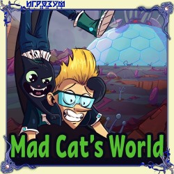 Mad Cat's World. Act 1. Not by meat alone... (Русская версия)