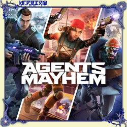 Agents of Mayhem (Русская версия)