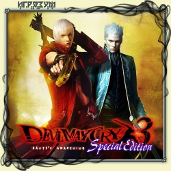 Devil May Cry 3: Dante's Awakening. Special Edition (Русская версия)