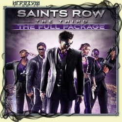 Saints Row: The Third. The Full Package (Русская версия)