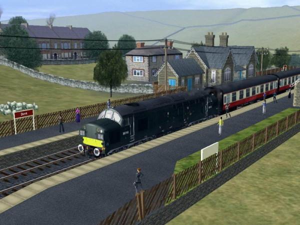 Твоя железная дорога 2006 / Trainz Railroad Simulator 2006