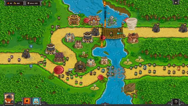 Kingdom Rush Frontiers (Русская версия)