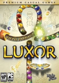 Luxor 5 (Русская версия) / Luxor: 5th Passage / Луксор 5 / Люксор 5