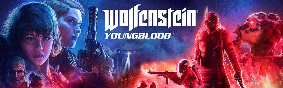 Wolfenstein. Youngblood. Deluxe Edition